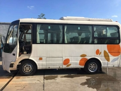 2017 Used Yutong ZK6609N5 Bus, 19 Seats