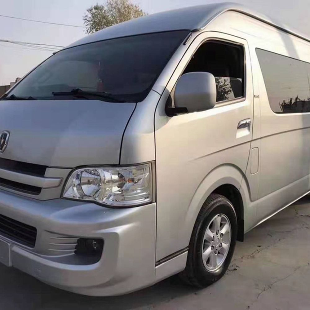 2016 Used Jinbei Used Van 11 Seats