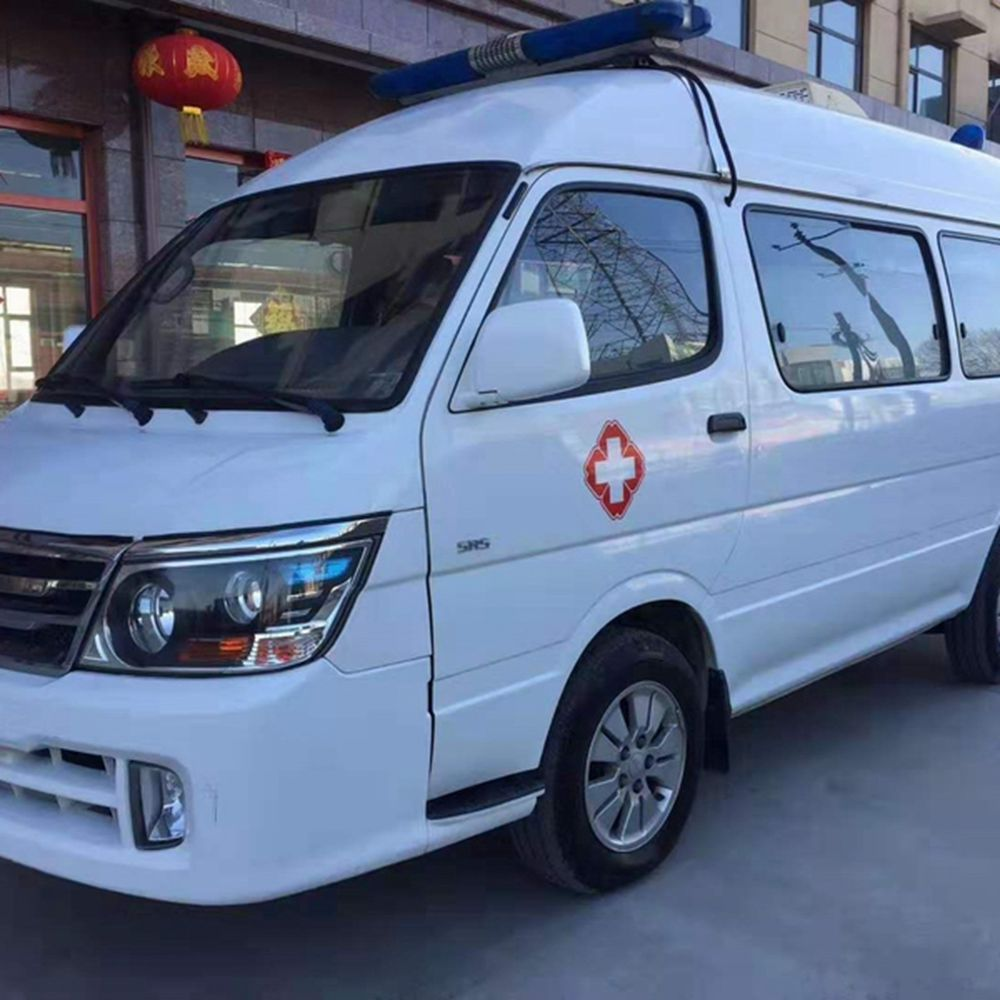 2012 Used Jinbei Ambulance