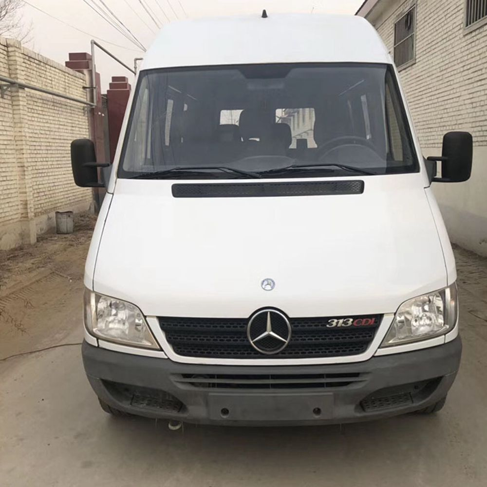2014 Used Mercedes Benz Spencer Van, 40000 Km