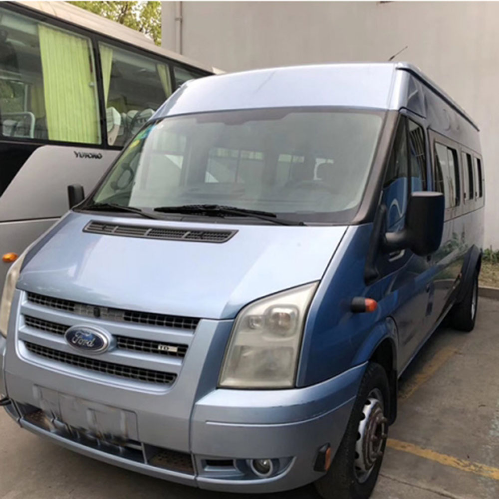 2010 Used Ford Transit Van 17 Seats