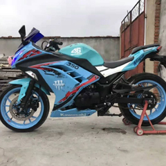 Used Kawasaki Motorcycle