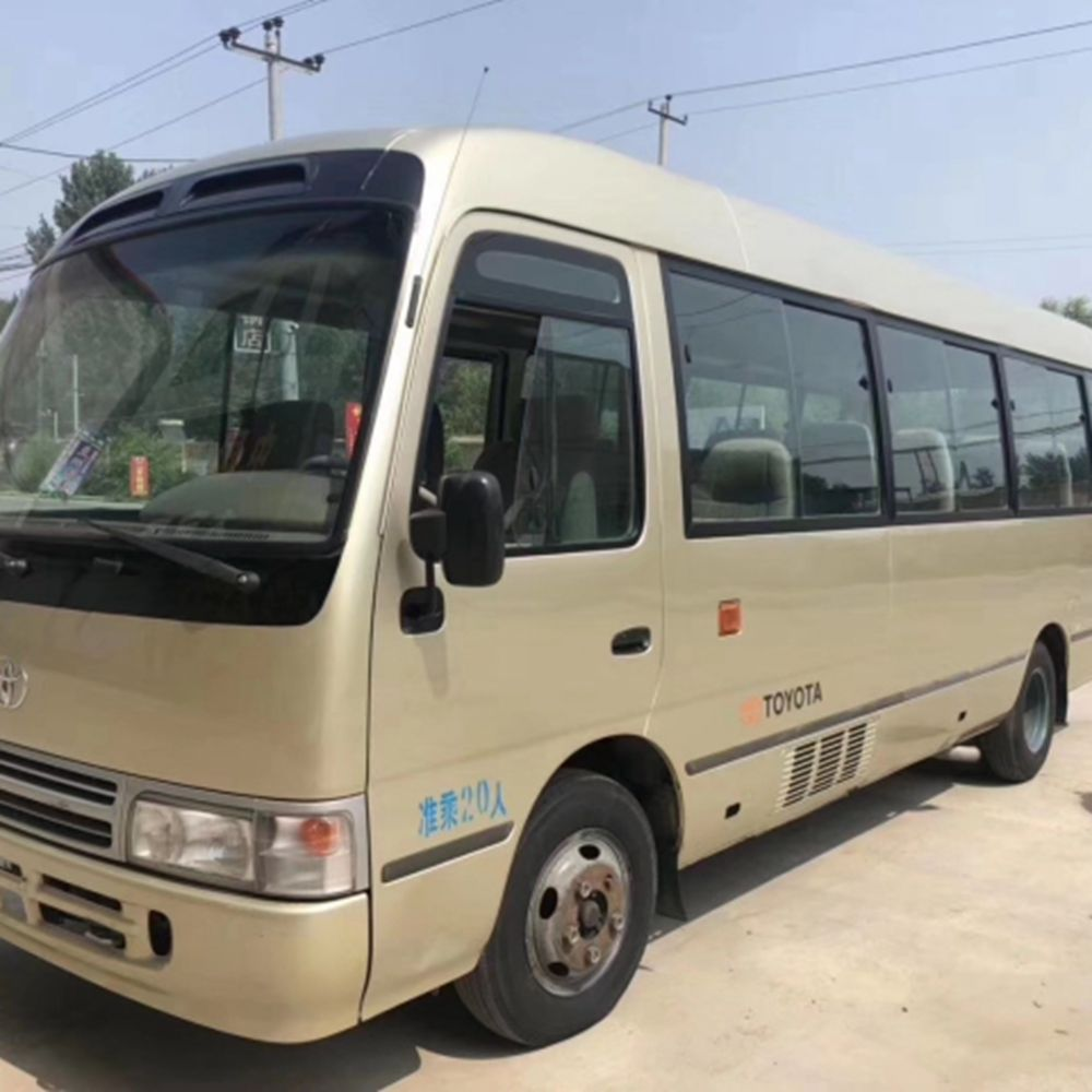2013 Used Toyota Coaster Bus from Japan
