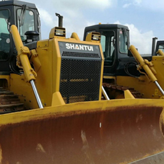 2016 Used Shangtui Bulldozer SD16, Diesel Engine