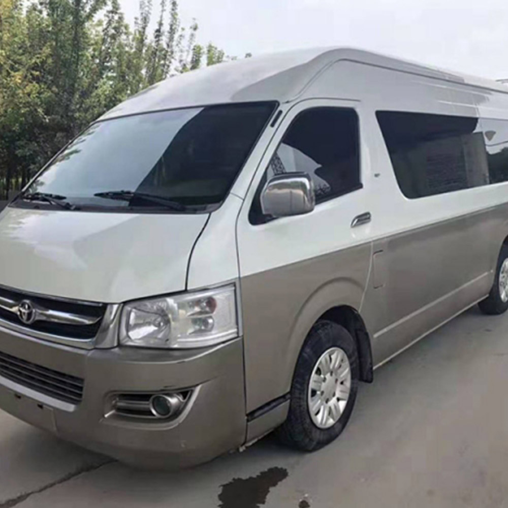 2013 Used Toyota Hiace Van, Gasoline Engine