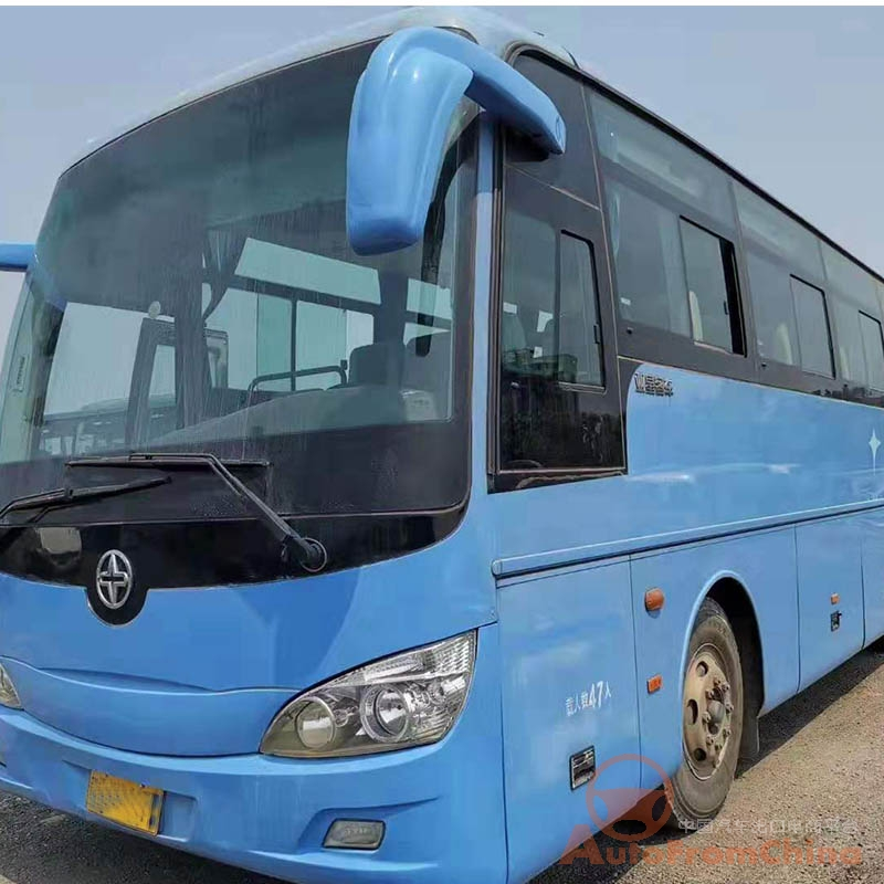 2012 Used Asiastar YBL6990HE31 Bus, for Commute Use 47 Seats