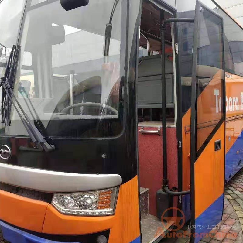 2017 New Huanghai  DD6129K63 Bus ,Right Hand Driver