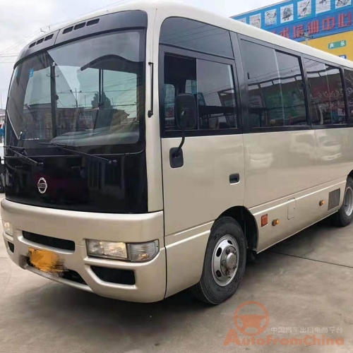 2013 Used Nissan Bus from Japan,36000KM Gasoline Engine