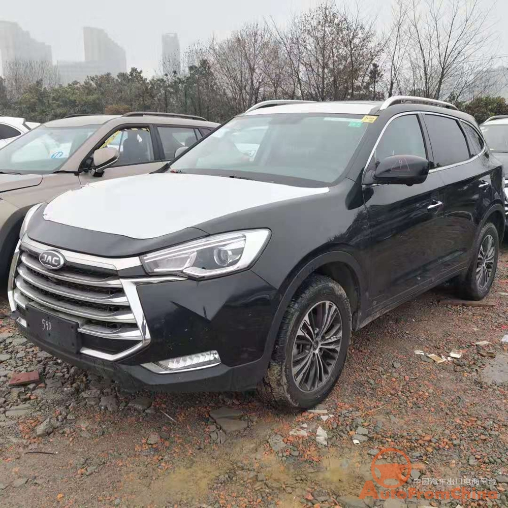 New JAC Ruifeng S7 SUV Gasoline Engine Good Price