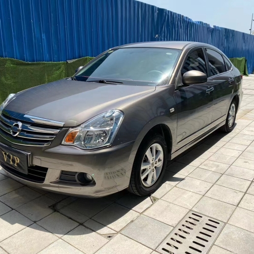 2016 Used Nissan Sylphy ,Leather Seat