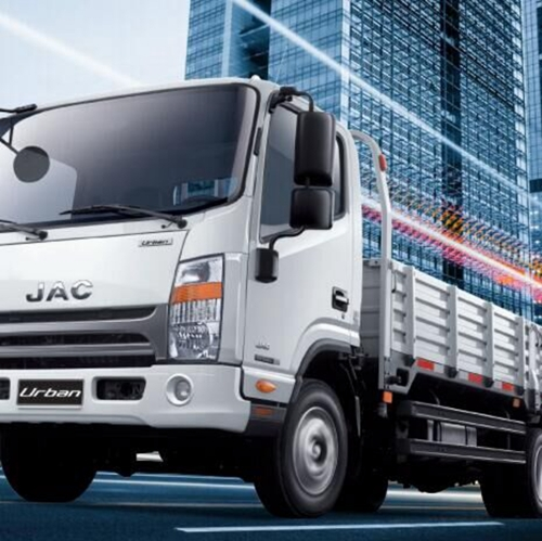 New JAC Light Truck HFC1090L1KT,Long Body ,5Tons