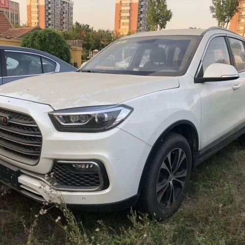 2018 New Yema SQJ6460B2 SUV, 2Pcs Leftover Stock