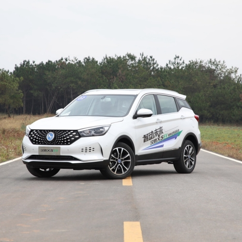 New Hanteng X5 Electric SUV ,252km NEDC Range