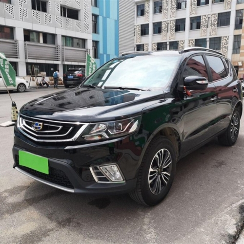 2016 Used Geely Yuanjing X6 SUV ,5MT, 1.5T
