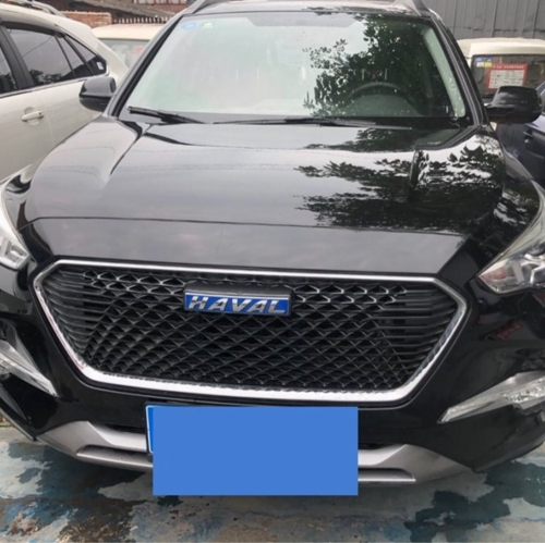 2017 Used Great Wall Haval M6 SUV ,6MT