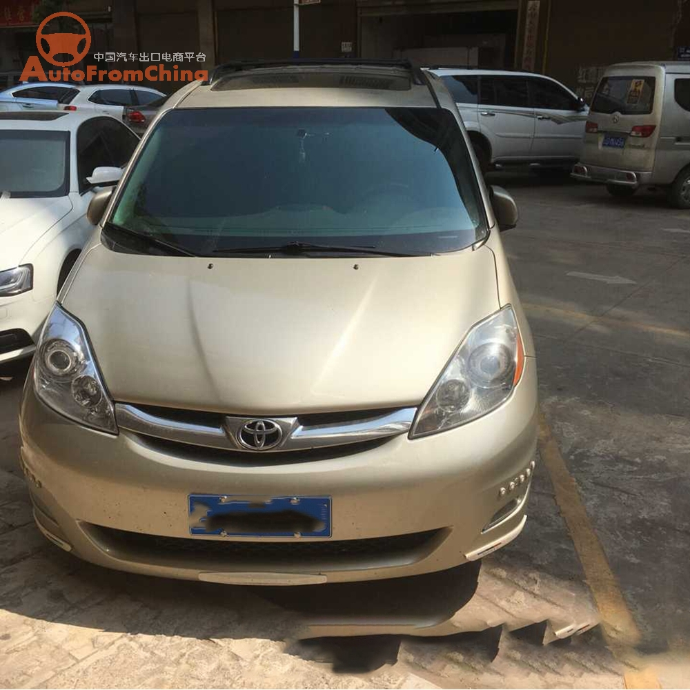 2009 Used Toyota Sienna MPV, 6AT ,8Seats ,Low Price