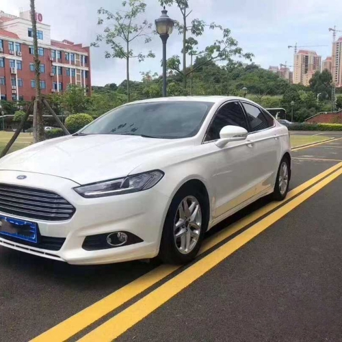 2016 Used Ford Mendeo Car ,6AT ,1.5T