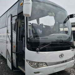 2010 Used Kinglong 6117Y Bus ,45Seats ,Euro 3
