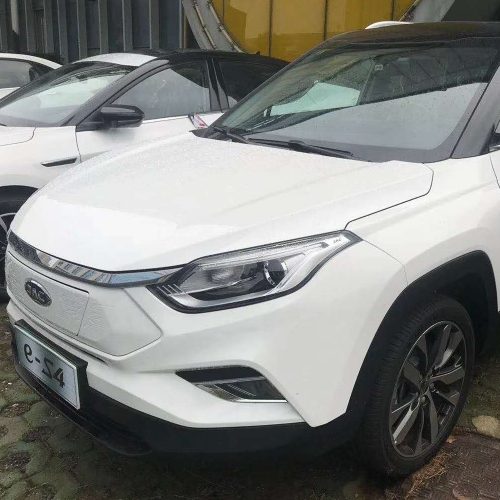 2020 New JAC IEVS4 Electric  SUV ,401KM NEDC Range , 55kwh LifePO4 Bettery