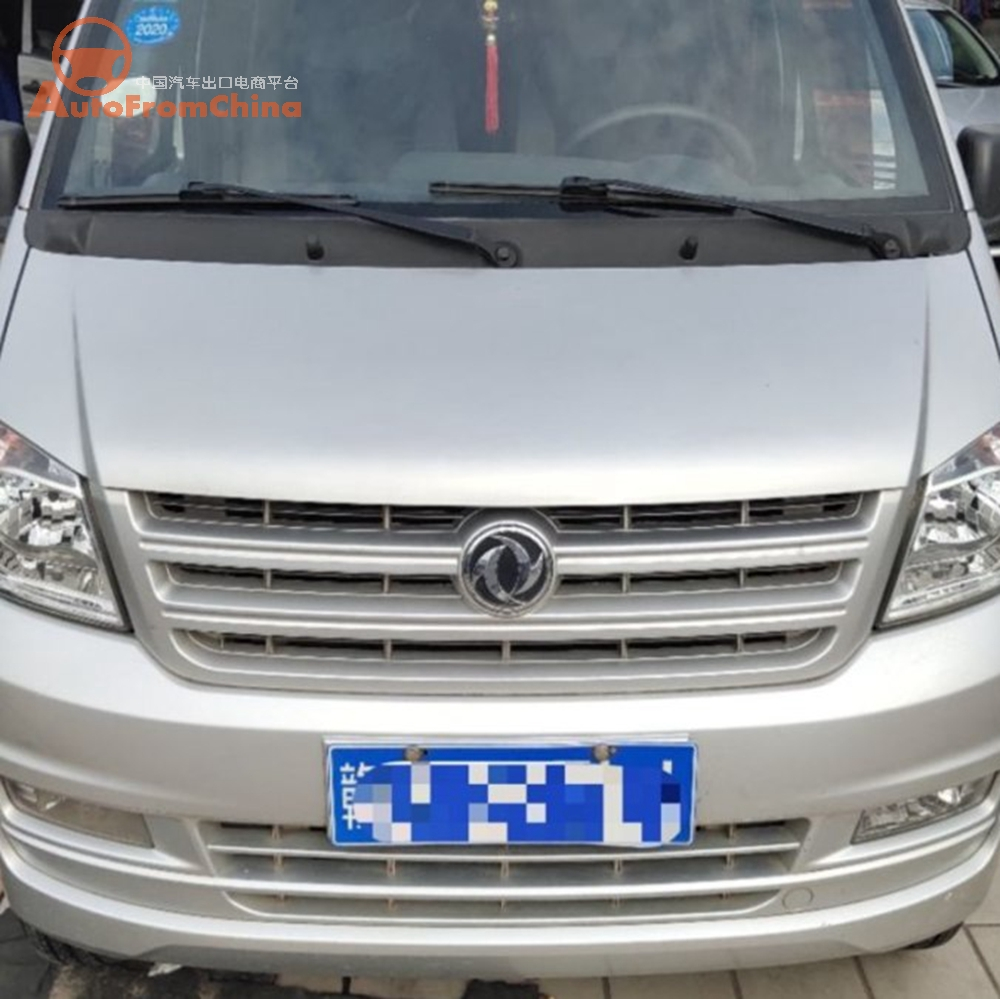2016 Used Dongfeng K07S Mini Van ,5MT ,1.2T
