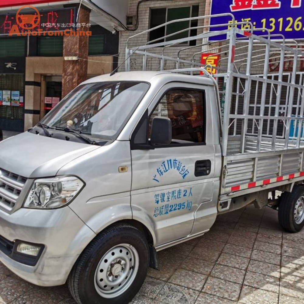 2016 Used Dongfeng C31 Mini Cargo Truck ,Euro V 5MT