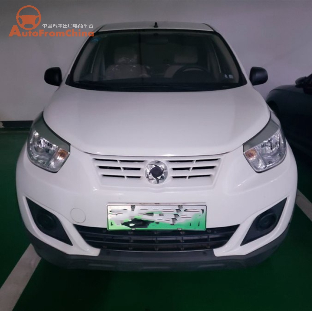 2015 Used Dongfeng Junfeng ER30 Electric Car ,255km NEDC Range