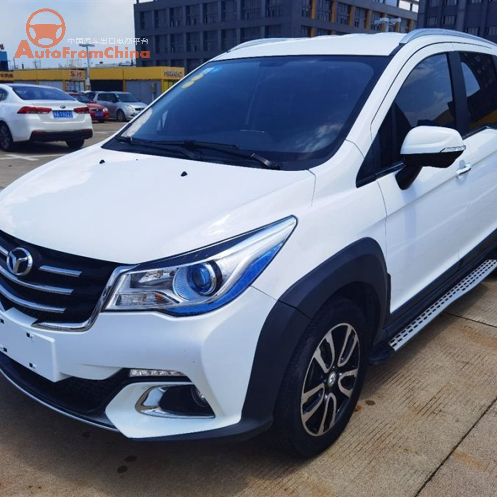 2016 Used Weichai Yingzhi G5  SUV ,5MT 1.5T