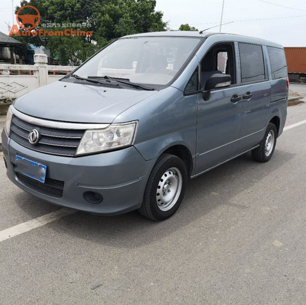2014 Used  Dongfeng Shuike MPV ,5MT  1.5T