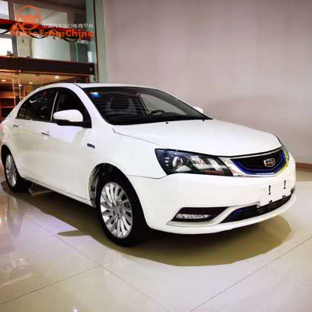 2020 Used Geely Emgrand Electric Car ,260km NEDC Range