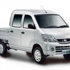 New Changhe Freedom Mini Truck ,Double  Cabin ,1.4T Euro IV