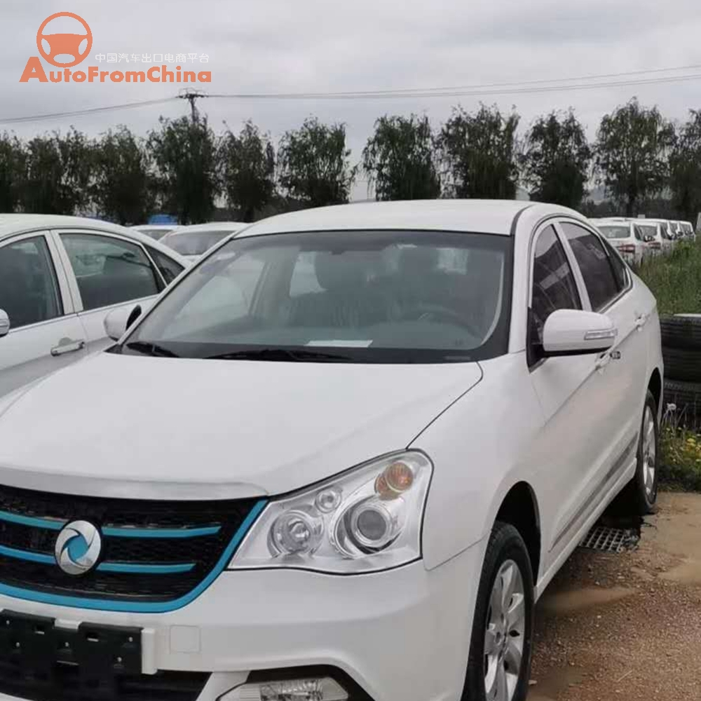 2018 New  Dongfeng E17 Electric Car, 350pcs Leftover Stock