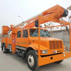 Used Ford High Working Truck ,Aerial Working Truck,Good Price