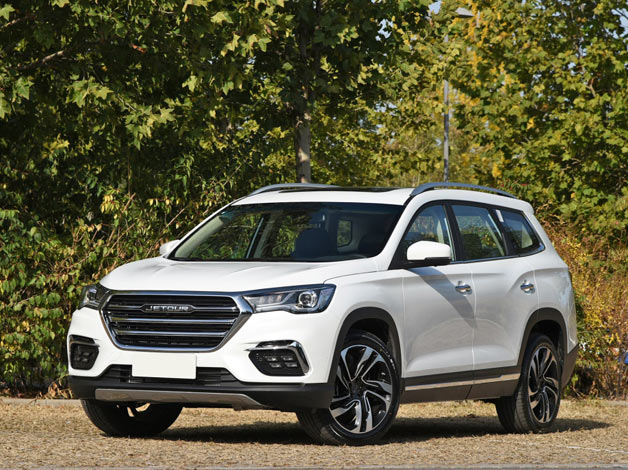 Autofromchina-New Chery Jetour X90 SUV AT 1.5T with Full Option