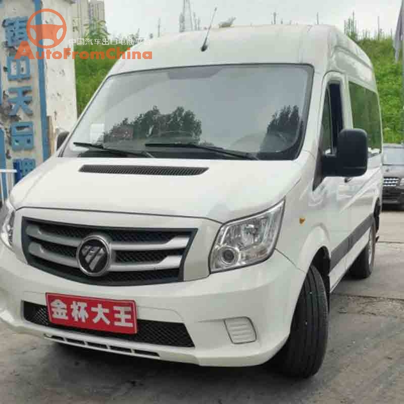 2015 Used Foton Toano Van 2.8T,Leftover Stock