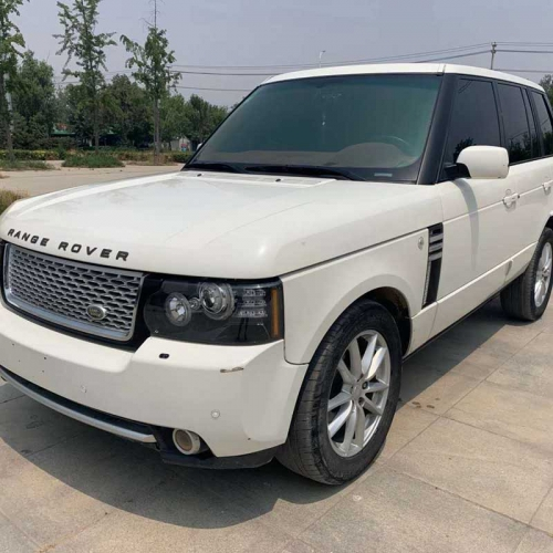 2008 Used  Range Rover SUV 4.4T 6dct ,Low Price
