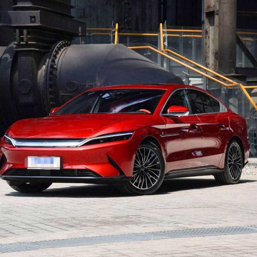 2020 New BYD Han DM Plug-in Hybrid Electric Vehicle  , 4WD