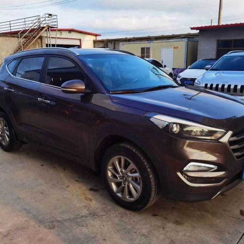 Used Hyundai 2016 Tucson 1.6 CVT full option