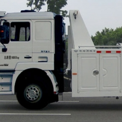 New Shacman F3000 4*4 Recovery Truck, Euro III