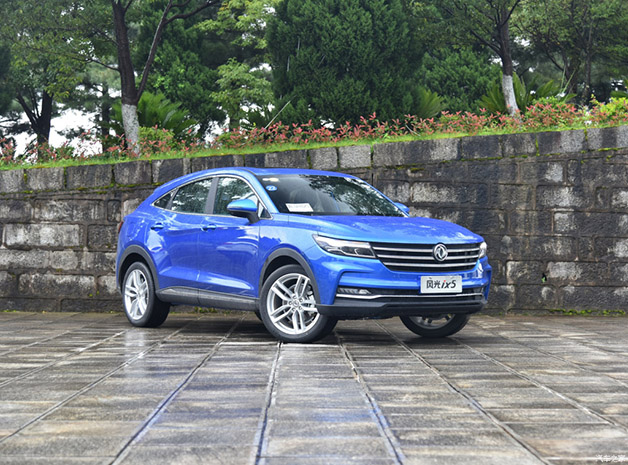 Autofromchina-2019 Light used Dongfeng Scenery IX5,automatic,1.5L, only 100km used almost new car