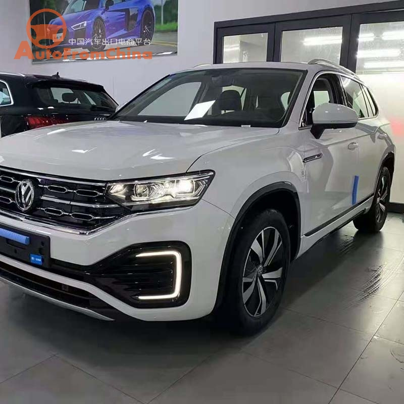 2020 Used Volkswagen Tanyue GTE plug-in hybrid SUV,Only 440 km Used