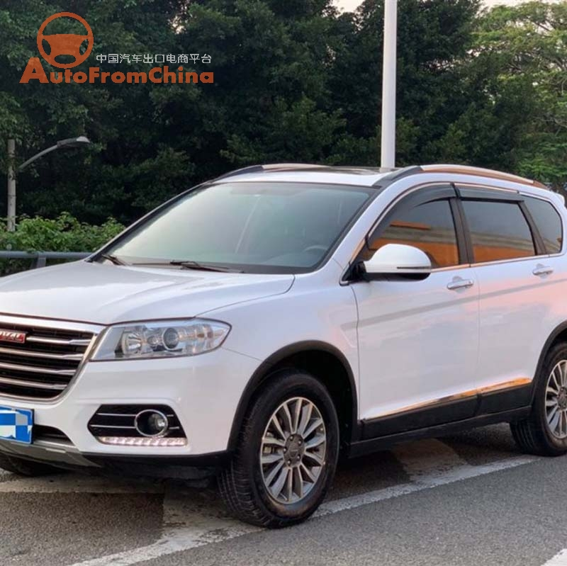 2017 Used Great Wall Haval H6 SUV ,Automatic Full Option