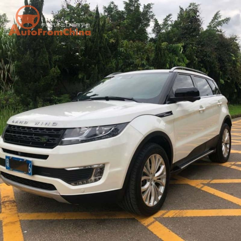 2015 Used Landwind X7 SUV 2.0T Automatic,8DCT