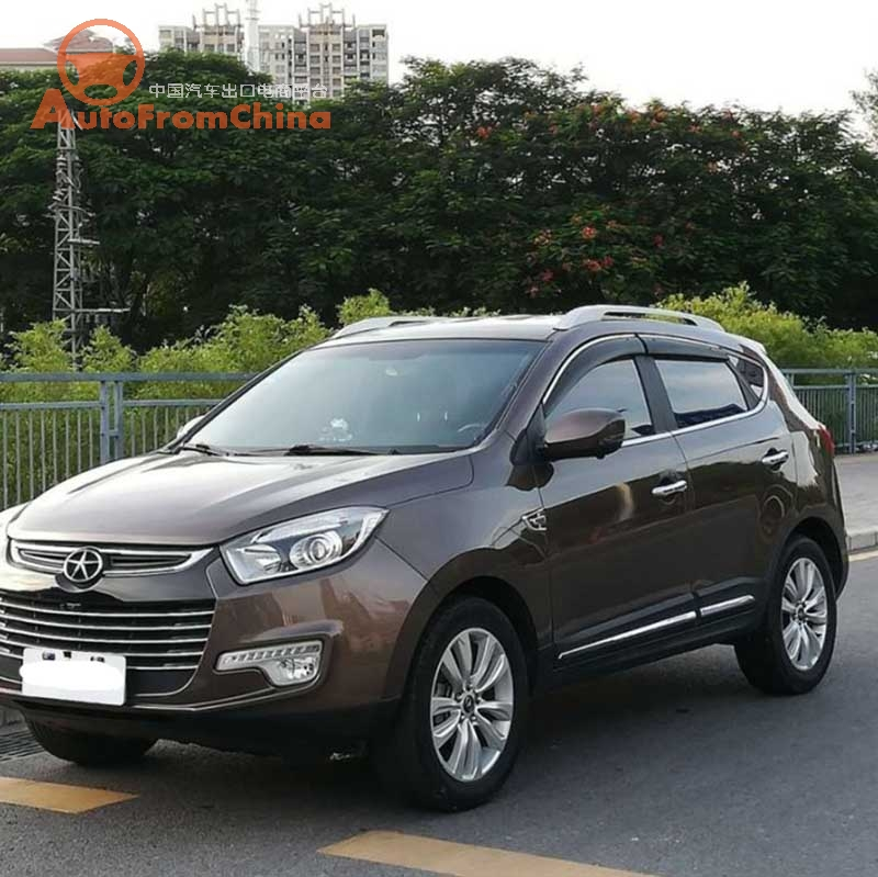 2015 Used JAC Refine S5 SUV  ,1.5T Automatic Full Option