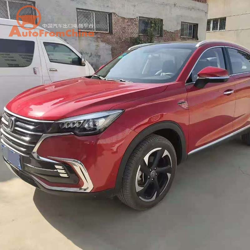 2019 Used Changan CS85 Coupe SUV ,2.0T Automatic Full Option