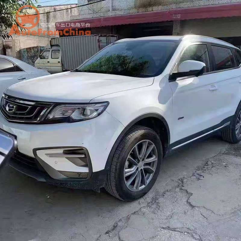 2019 Used Geely Boyue SUV ,1.8T Automatic Full Option,Hight Match