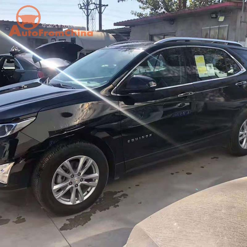 2020 Used Chevrolet Equinox SUV ,1.5T Automatic Full Option