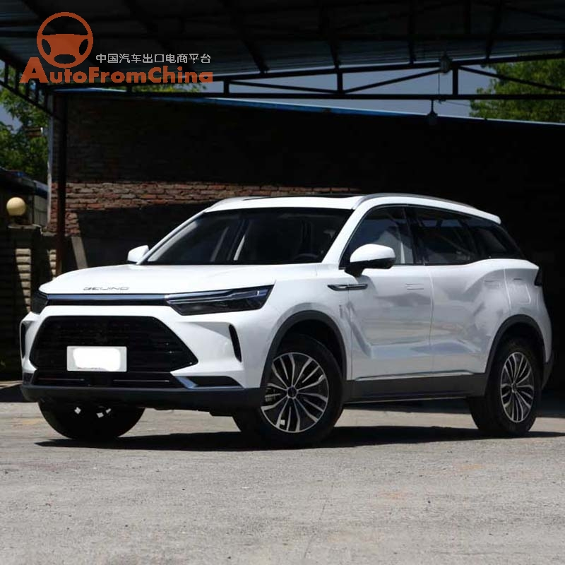 2020 New Beijing X7 SUV ,1.5DCT ,Automatic Full Option