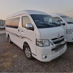 2020 new changan Hiace Minibus 5.4 m ,15 seats , stock limited just 9 units ,big discount now