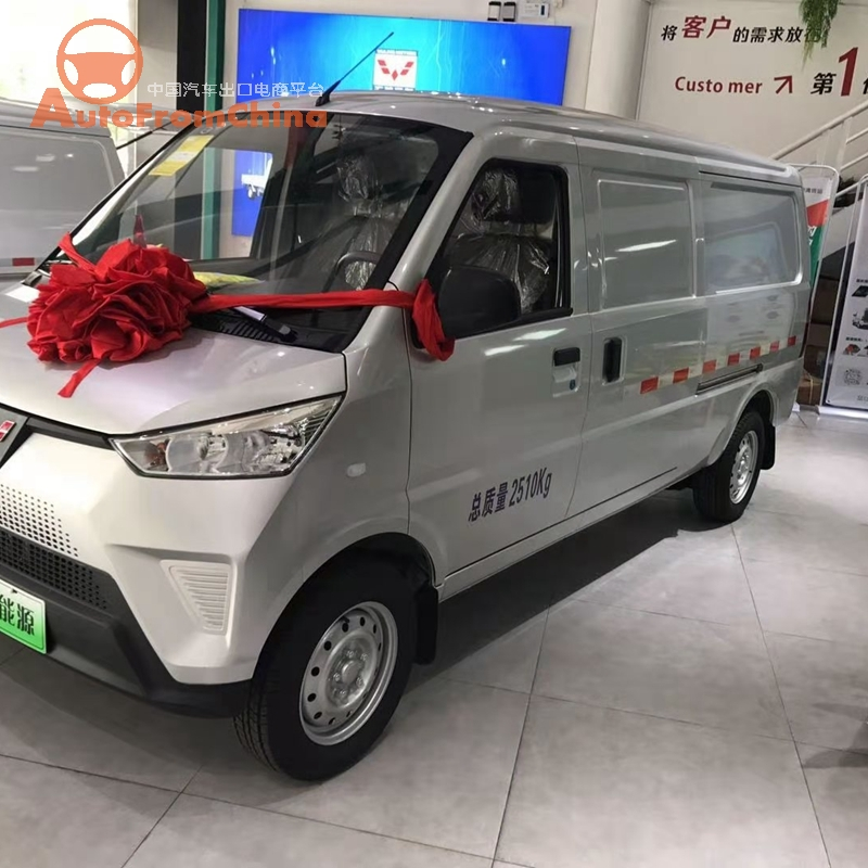 2020 New Wuling Electric Bus ,NEDC Range 300 km