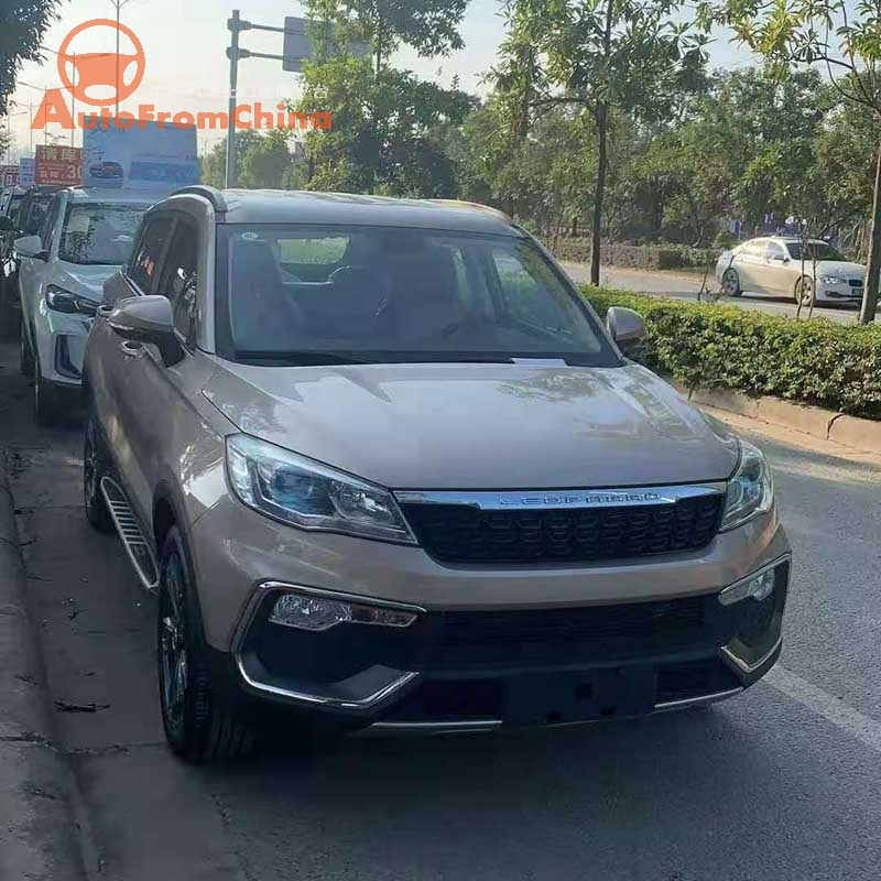 2018 New  Cheetah CS9 SUV,1.5T Manual The last one Leftover Stock